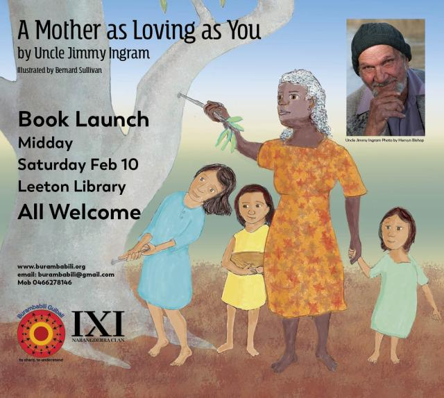 a mother as loving as you book launch 2